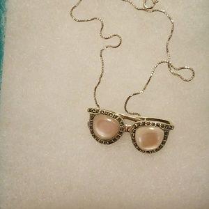 Jewelry - Pearl & Sterling Silver Handmade Pendant